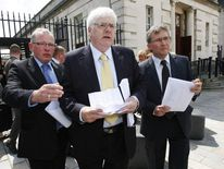 Relatives of Omagh bomb victims in 2009 court victory