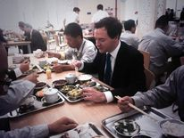 British Chancellor of the Exchequer George Osborne's Official Vist To China