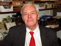 Tony Benn/home office-retires 2