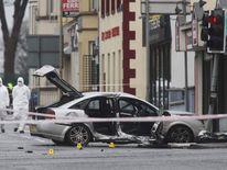 Policewoman killed in crash