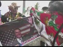 Shaman Predict Mitt Romney Will Lose US Election