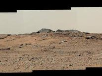 NASA's Curiosity rover celebrates one year on Mars