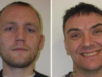 Police are asking the public for assistance in locating two men who have absconded from HMP & YOI Hatfield in Doncaster, South Yorkshire.