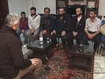 Syria: Six rebel fighters are awaiting court appearances