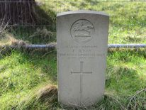 Private Ryan's grave swallowed by sinkhole in Wales
