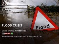 Flood crisis promo