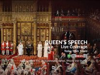 Sky News' coverage of the Queen's Speech begins at 10am