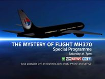 Sky News HD, Saturday 7pm
