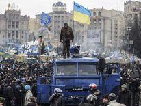 Protests in Kiev
