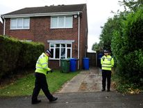 Two sets of remains found in garden