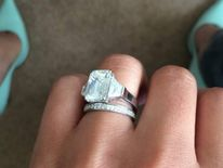 Cheryl Tweedy wedding ring