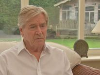 Coronation Street actor Bill Roache