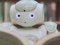 Robot To Help Autistic Kids In School