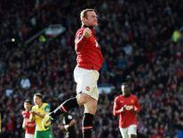 Wayne Rooney Manchester United Prem Lge