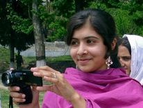 Malala Yousufzai, a 14-year-old schoolgirl, who was wounded in a gun attack