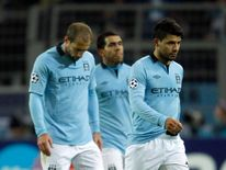 Manchester City Out Of Champions League