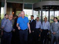 UN weapons inspectors leave Syria
