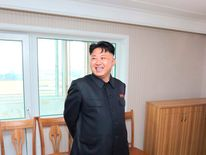North Korean leader Kim Jong-Un