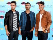 Jonas Brothers at the Teen Choice Awards