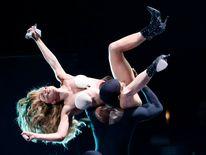 Lady Gaga at the 2013 MTV Video Music Awards