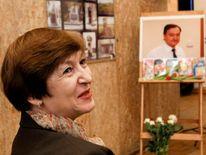 Sergei Magnitsky's mother Nataliya Magnitskaya