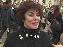 Ruby Wax was among the campaigners