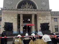 Volgograd station bomb blast