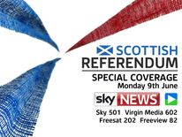 Sky's coverage of Scottish Referendum