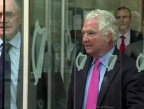 Ex-boss of AIB Bank Sean Fitzpatrick