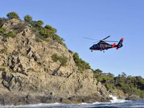 Search for British boy Pierre Barnes on French island of Porquerolles