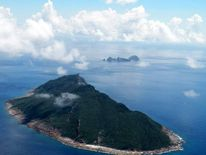 The Senkaku islands that are at the centre of tension between Japan and China