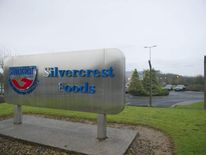 The Silvercrest Foods plant in Ballybay, County Monaghan.