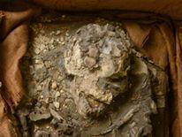 Skeleton found in Penn Museum in Philadelphia Pic: Kyle Cassidy