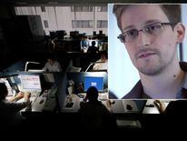 Snowden takes IT job with Russian website