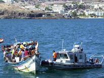 An undated picture shows Yemeni coast gu