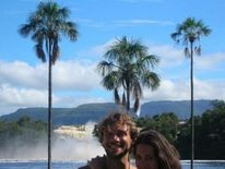 Monica Spear And Ex Husband Thomas Henry Berry - Facebook