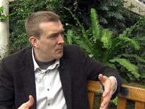 Cloud Atlas author David Mitchell