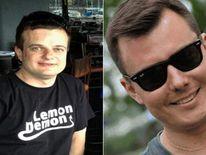 Patryk Surmacki and Piotr Smirnow