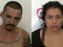 Eleodoro Carlos Rodriguez Sanchez and Nancy Saralee Solorio Perez.