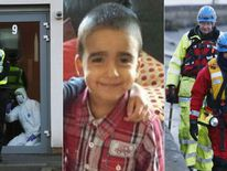 The search for missing Mikaeel Kular (c)