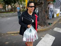 Venezuela toilet roll shortage