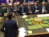 Conservatives on the all-male front bench