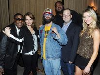Entertainment Weekly and NBC Celebrate the Final Season of 30 Rock Sponsored by Garnier Nutrisse - Inside