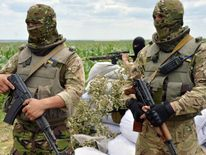 Fighting between pro-Russian rebels and the Ukrainian military threatens a shaky truce