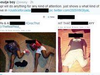 A tweet condemning rape twitter trolls