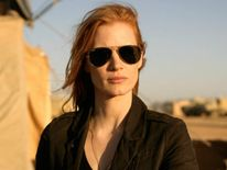 Jessica Chastain in Zero Dark Thirty (Universal Pictures)