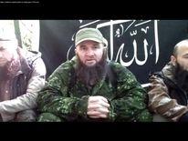 Islamist insurgency leader Doku Umarov.