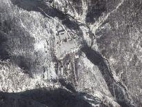 Punggye-Ri nuclear test facility in North Korea. Image courtesy of Google Maps