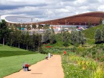 Velodrome, Olympic Park, Stratford