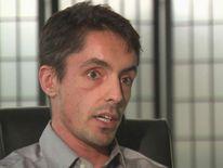 Web analyst Dr Joseph Somerhalder